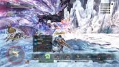 [MHWI: PC] 溟波龙 重弩初见 冰原1.0版本配装 3分44秒