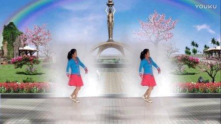 红领巾广场舞欢乐:《歌在飞》