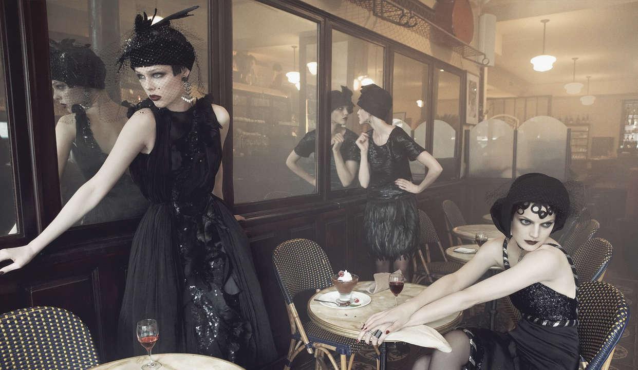上世纪 20 年代流行时尚