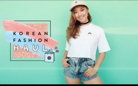 【jenn im】渣翻!/韩国的穿搭分享~Korea Fashion Haul 2016