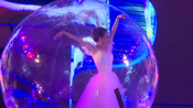 DL连锁培训机构 8.26名媛晚会 第三篇章《水晶芭蕾》 DL 导师演出