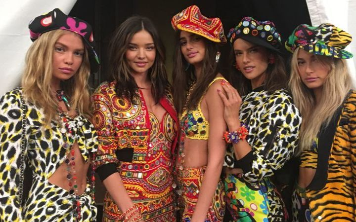 Moschino's L.A. Show