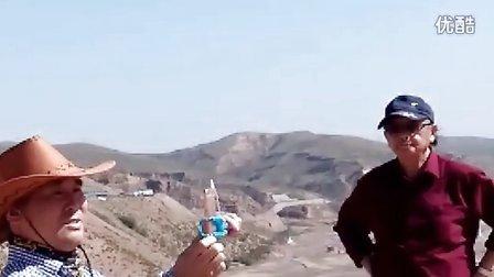 内蒙古大沙漠太好玩了!