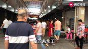 走进中国玉器之乡,逛四会日丰翡翠市场,看翡翠如何选材加工