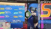 【osu mania】7k ln6段 acc95.07 压线pass!