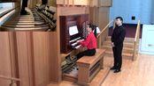 【管风琴】J.S. Bach 众赞歌前奏曲 Komm, heiliger geist BWV 652