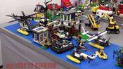 [Jang 大型场景合集]LEGO City 2015 - ALL Swamp Police & criminal sets together!—在线播放—优酷网,视频高清在线观看