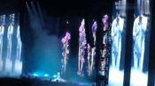 张杰鸟巢演唱会现场唱《今生今世》,这气场不愧为超级明星!