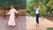 惋惜!年轻舞蹈老师漫水桥上拍抖音 洗脚时不幸溺亡