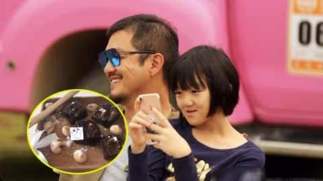 李嫣从时尚界向甜点界转型 李亚鹏表示很欣慰