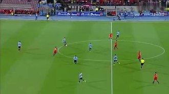 全场回放:世预赛南美区 智利vs乌拉圭 下半场
