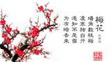 《梅花》王安石以梅花的高洁品格,喻示像诗人一样主张正义的人