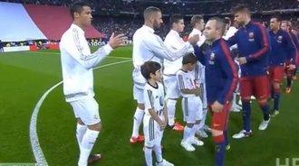 2015/16赛季西甲第12轮【皇家马德里0-4巴塞罗那】全场精华