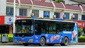 柳州恒达巴士公司23路公共汽车全程前座POV