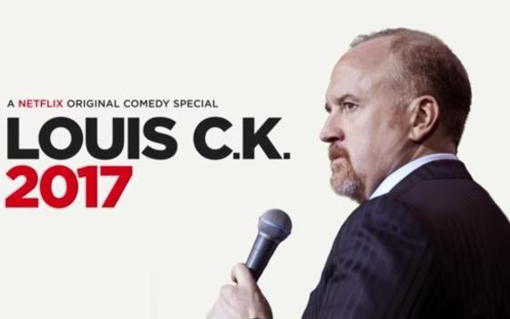 【路易 C.K.   2017单口】Louis C.K. 2017【电波字幕组】
