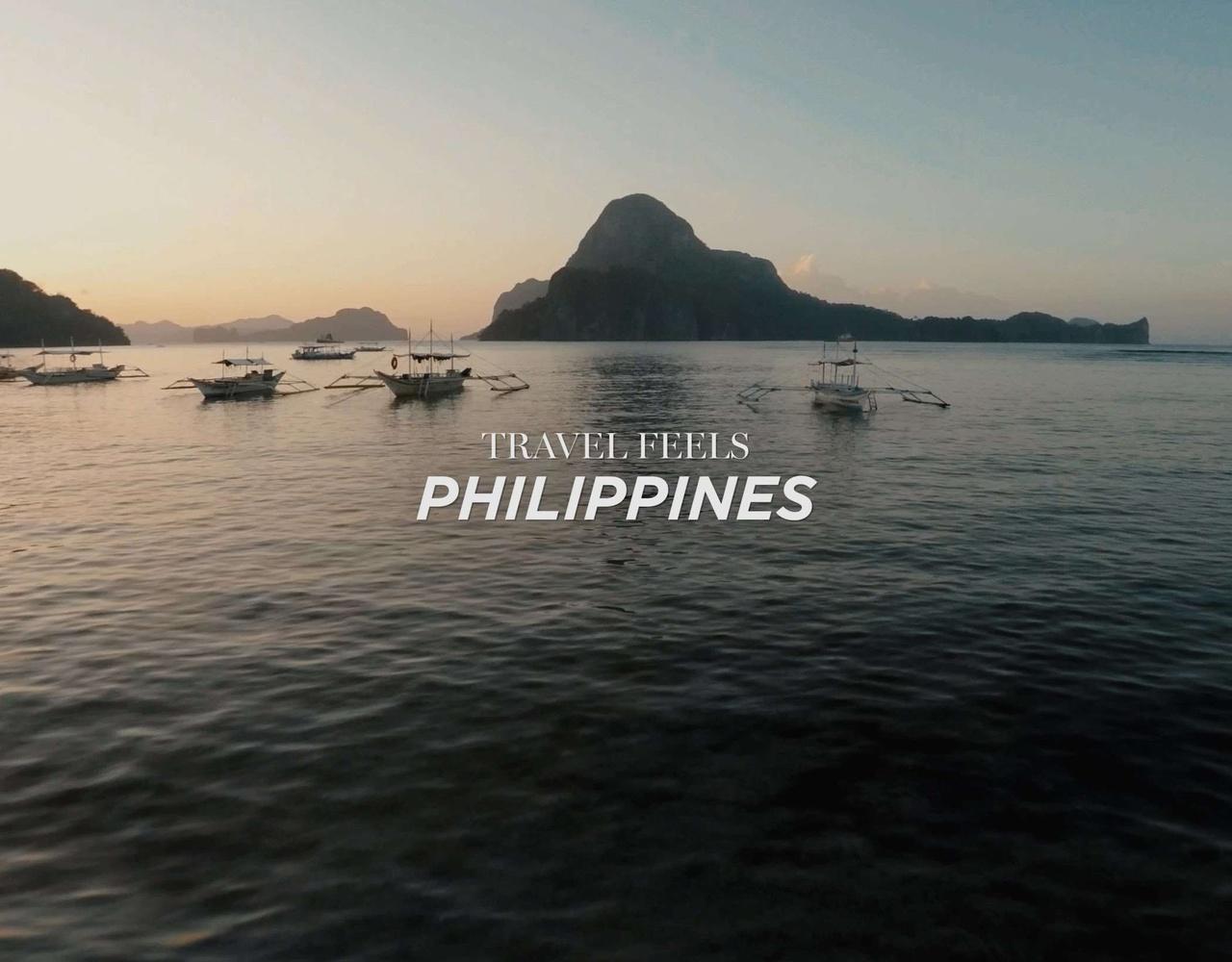 """真正的""""游""""玩菲律宾"""