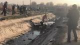伊朗公布乌克兰飞机坠毁报告:起飞后从雷达上消失