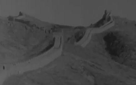 【影像】长城 1966年