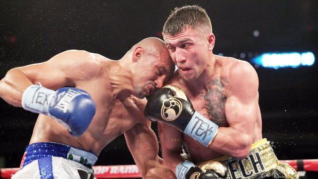 墨西哥硬汉萨利多最辉煌的一战,爆冷击败拳王洛马琴科