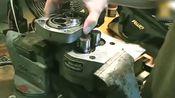 你知道齿轮油泵里面有什么结构吗给你一个一目了然的过程