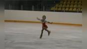 Alexandra Trusova 莎莎小时候的节目,Youtube上2011年传的