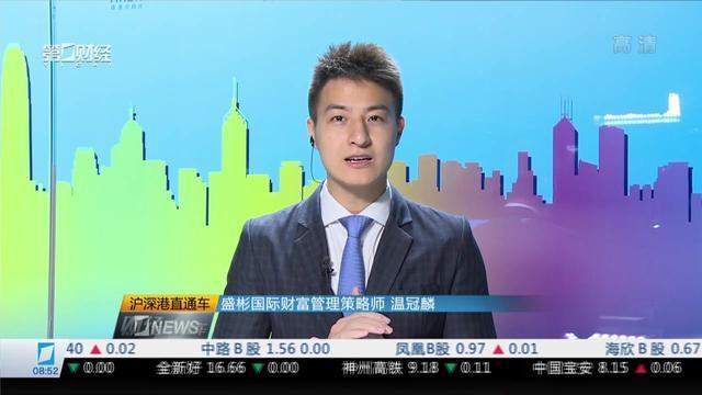 沪深港直通车:港股10月累计上涨2.5%