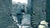 八路军攻破鬼子把守城门 杀鬼子如屠鸡宰狗!飞虎队大营救