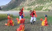 蒙古族舞蹈《美丽的草原我的家》