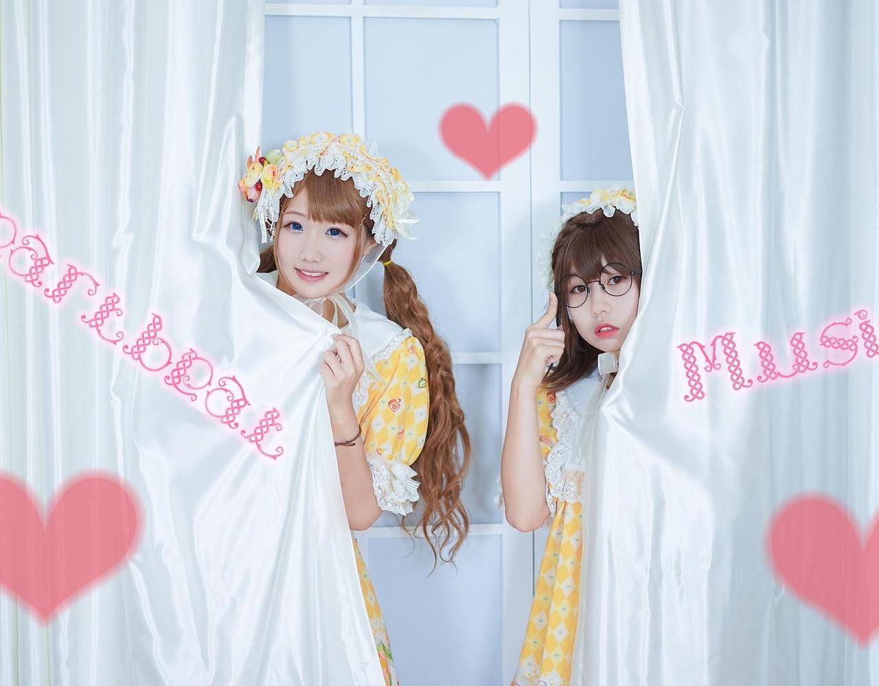 【秋月×仓鼠】heartbeat music【谈恋爱吗小姐姐~】