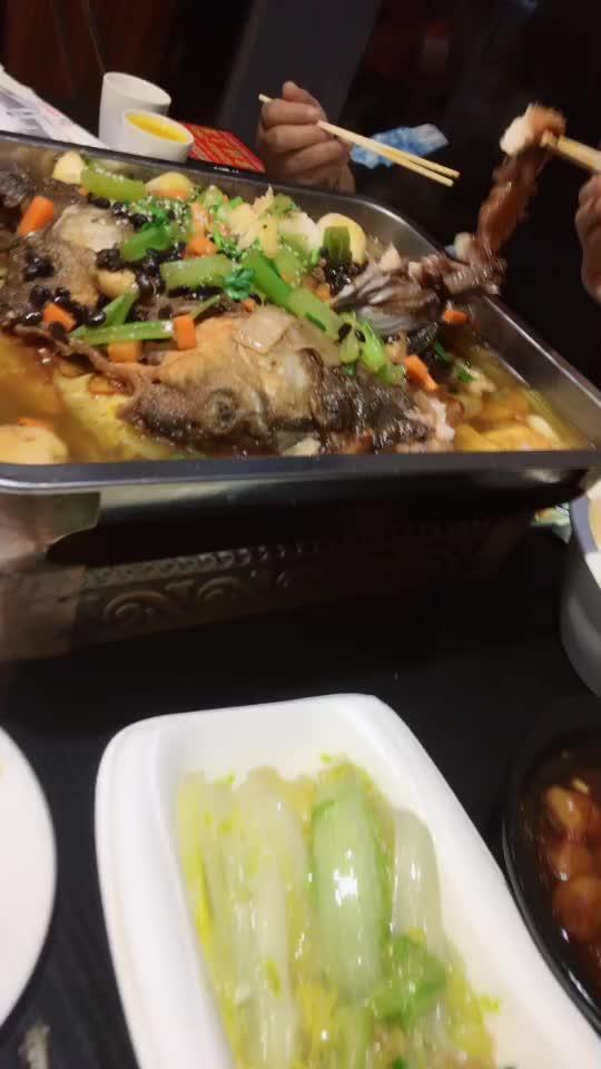 卖场的香辣蟹