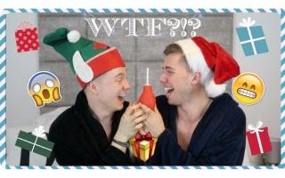 【同性/弹幕中字】[Dan&Jon] 如何面对糟糕的圣诞礼物?