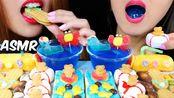 【kim&liz】可食的夏季海滩食品(贝壳巧克力、果冻、人字拖)____Kim&Liz(2019年7月23日1时59分)