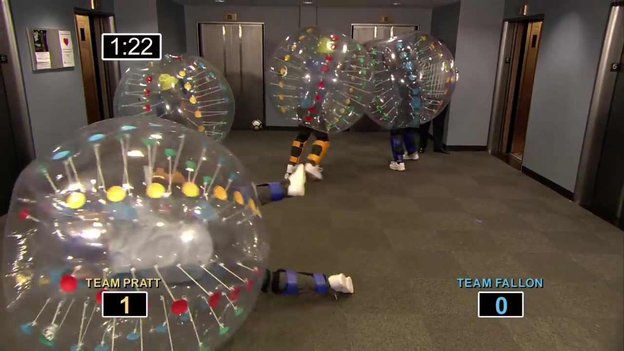 【肥伦秀】Colin Farrell 科林法瑞尔 Chris Pratt Frank Knuckles 和 Jimmy
