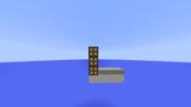 1bm活板门至方块+0.5