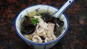 木耳猪杂汤,潮汕这种特色早餐,你能吃几碗?