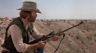 这真的是个神枪手,弹无虚发求败不败