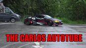 奥迪 RS5 Sportback 2020 Full Black & Carbon Review in 4K