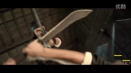 【KUNGFU书生】《杀破狼2》新生代打星张晋动作剪辑