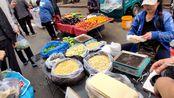 佳木斯篇:有名的早市春光早市,逛一逛吃个早餐