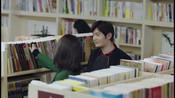 《你迟到的许多年》沐建峰和莫莉来图书馆