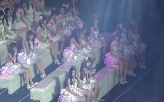 SNH48 第三届总选举 N队座位focus 饭拍 第2-3名