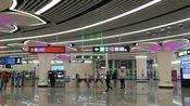 北京地铁大兴机场线 草桥站 进站+出站 大合集视频