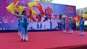 红星美凯龙广场舞比赛:开门红,市工商行舞蹈队