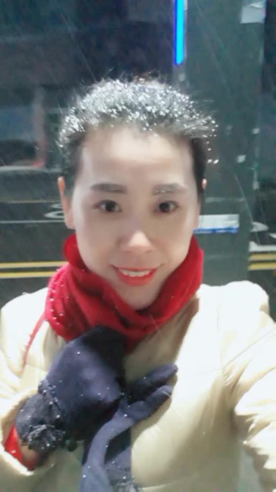 济州岛下雪啦