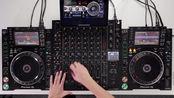 DJ Jamie使用DJM-V10 + CDJ-2000NXS2 + iPad(RMX1000)演示House混音