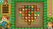 趣味益智小游戏 水果连连看!