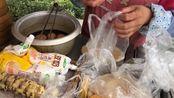 盐的充实周末上午/买早饭/小区撸猫/自制拿铁/烤面包