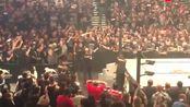 迪恩·安布罗斯AEW首秀 现场观众嗨翻视角 文斯你担心吗
