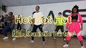 【英国Base】HOT HOT HOT英国x Factor,MTV超强编舞师Danielle Barton  小末子Sophies