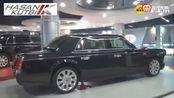 红旗L5汽车,国外友人体验,我们国产车的顶尖豪华车